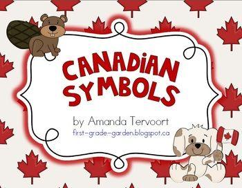 Canadian Symbols Unit