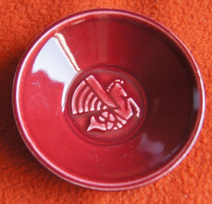 France Air France Airlines Plate red