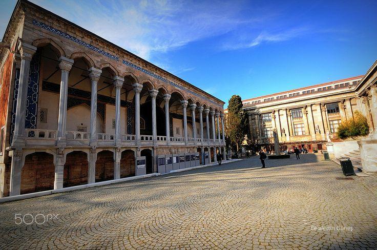 Istanbul Archaeological Museum - İstanbul Arkeoloji Müzeleri