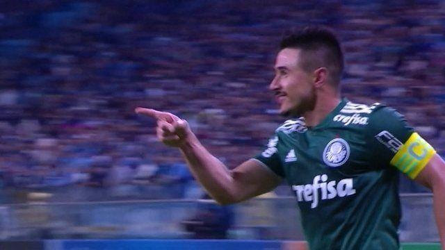 Gremio 0 X 2 Palmeiras Palmeiras Campeonato Brasileiro Gremio