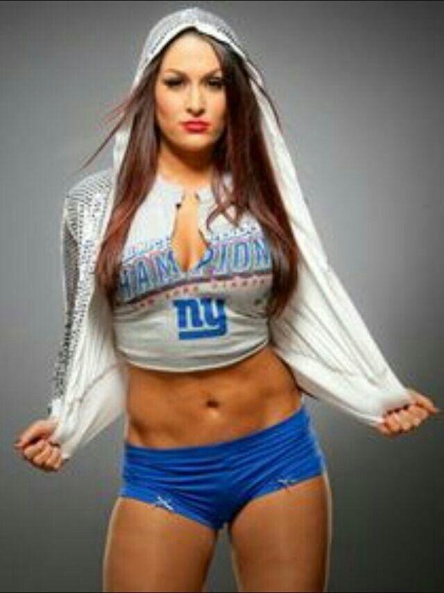 WWE Diva A.J. In Green Summer Bikini - Wrestling Media