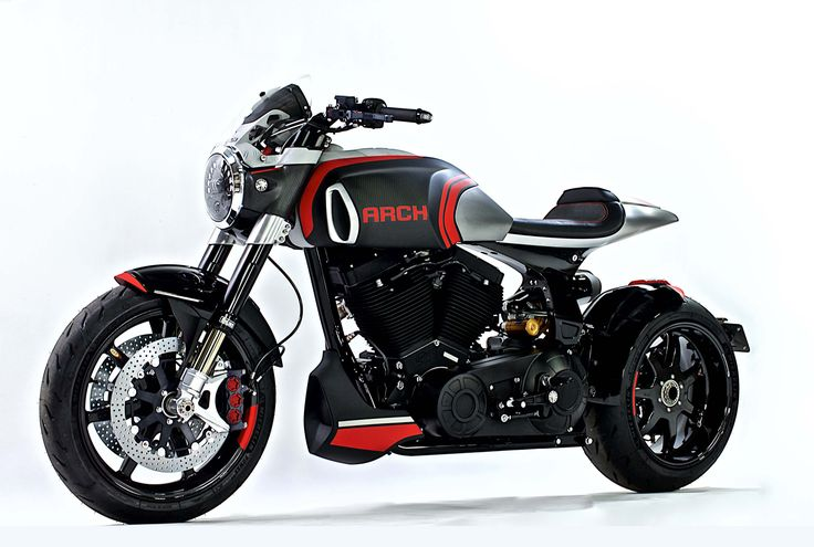 ARCH 1S Debuts a Sportier Performance Cruiser Design