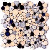 Mozaika BARWOLF KIESEL_3780 29.5x29.5 cm