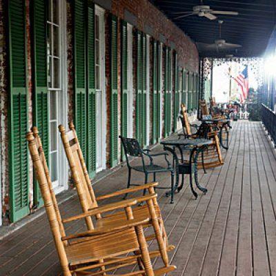 Savannah Hotels: Marshall House