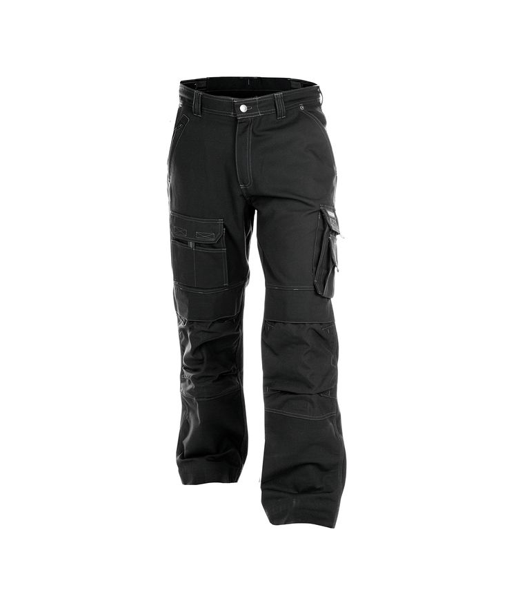 Jackson - Canvas trousers with knee pockets: