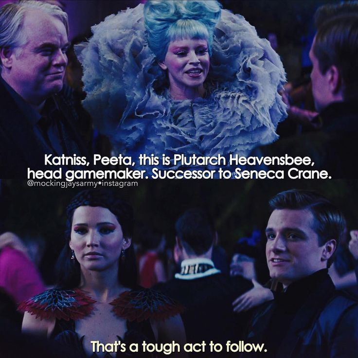 """108 Likes, 6 Comments - The Hunger Games (@mockingjaysarmy) on Instagram: """"+ [Catching Fire// 2013] What an underrated line. Also thank you guys for the likes in my recent??…"""""""