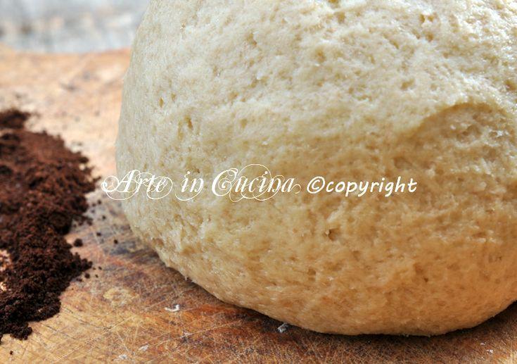 Pasta frolla al caffe ricetta base