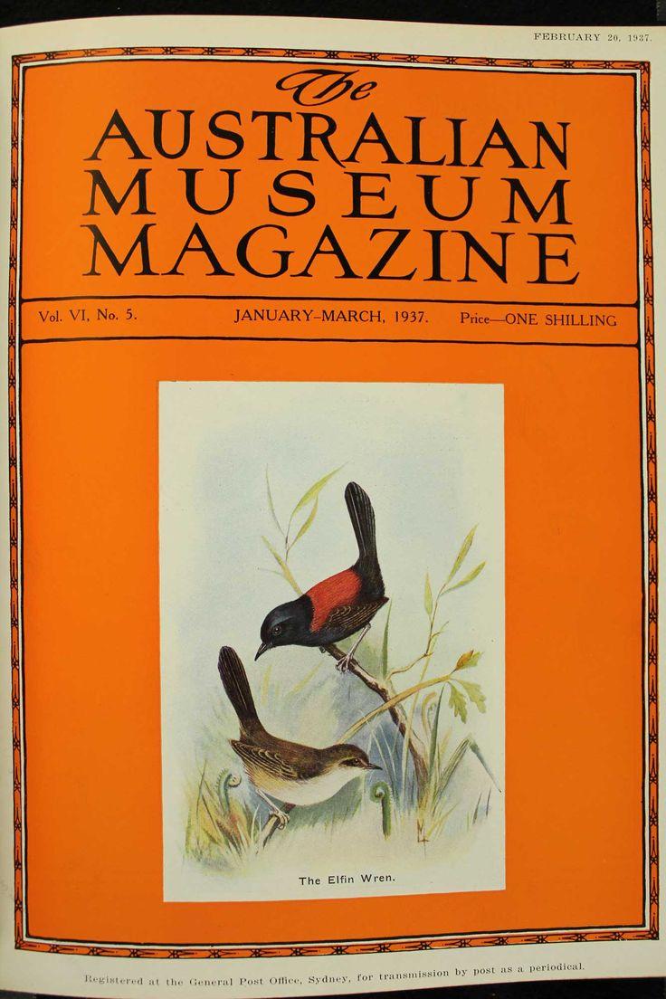 Australian-Museum-Magazine http://australianmuseum.net.au/Australian-Museum-Magazine-1921-1942/