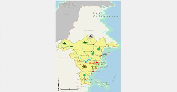 East Kalimantan   HopOnIndonesia