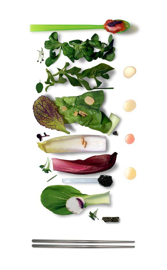 Davide Scabin: Check Salad