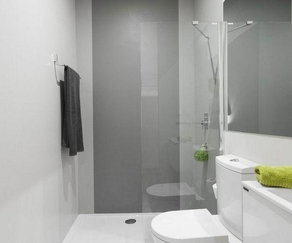 smallbathroomfurniturecurblessshowerglasspartition