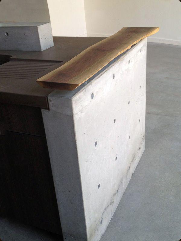 Rivas7   Concrete Countertops   Pinterest   Concrete Countertops, Denver  And Concrete