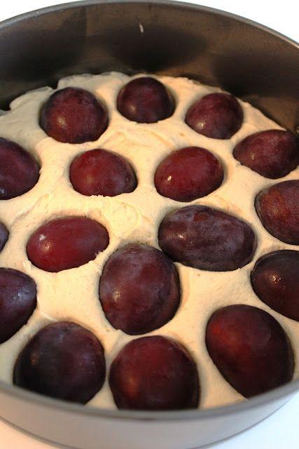 Mürdüm Erikli Kıtır Kaplamalı Kek