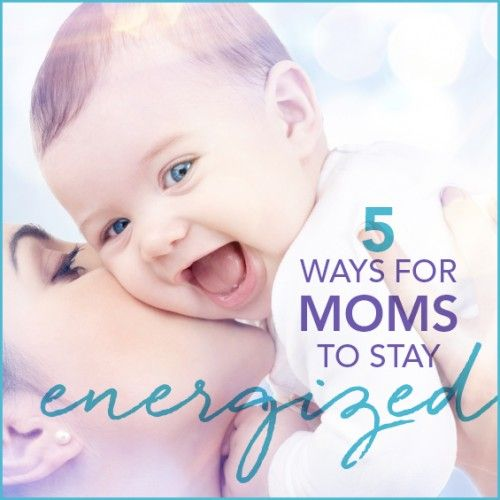 Being a MOM keeps you buys but you dont have to be exhausted! This will help you enjoy it- especially those early years!