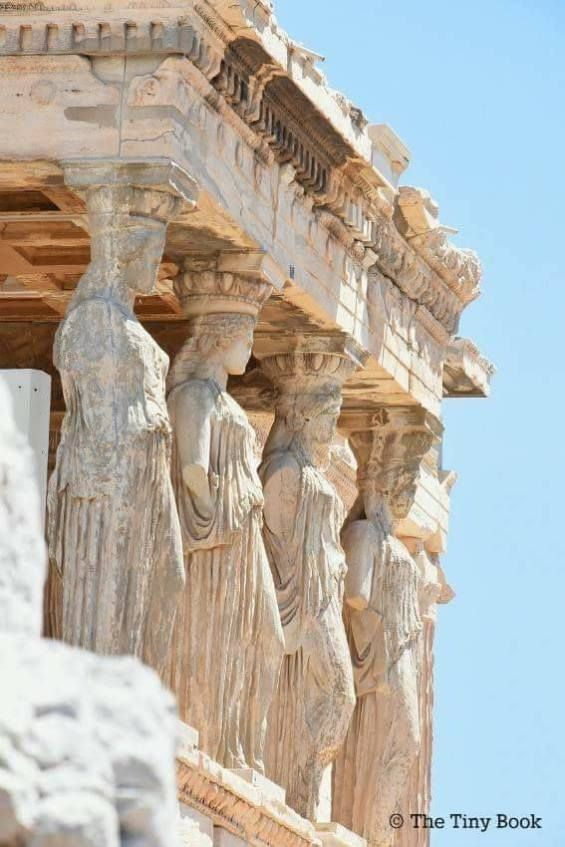 ATHENS MYTHOLOGICAL TOUR. A walking tour of Ancient Athens.