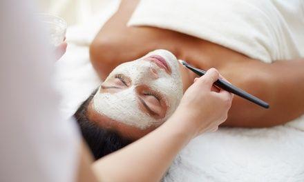 1h de soin du visage, option modelage dans un centre de bien-être situé à Caluire-et-Cuire, non loin de la Croix-Rousse