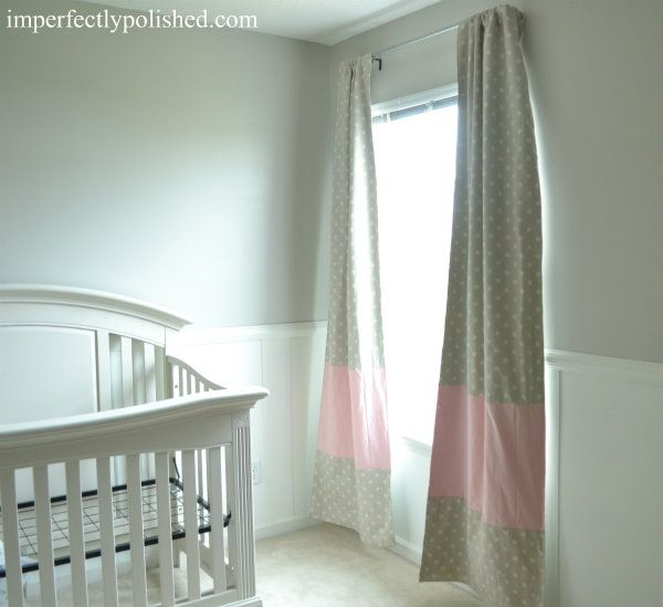 Factory Paint Decorating Color Filled Nurseries: 43 Best Images About Blackout Curtains For Nursery On