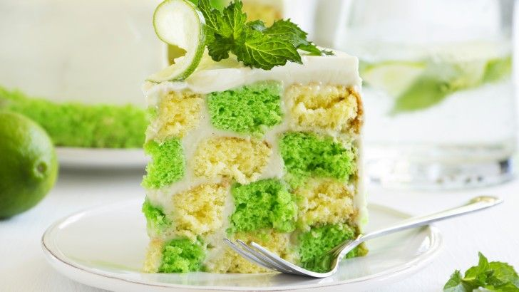 Candy Cake Lime Mint