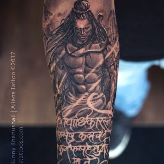 Tattoo Designs Mahakal: 25+ Best Ideas About Shiva Tattoo On Pinterest