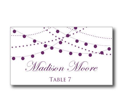 Best Wedding Stationery Images On   Place Card
