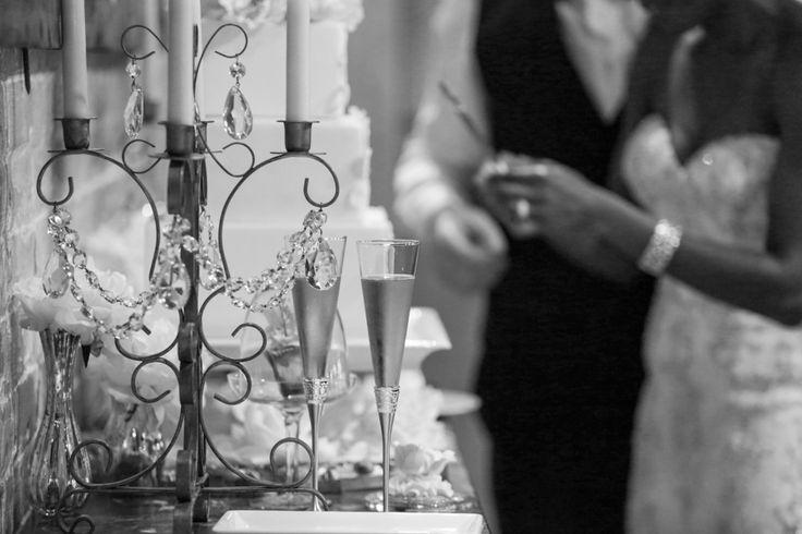 George Restaurant Toronto wedding reception