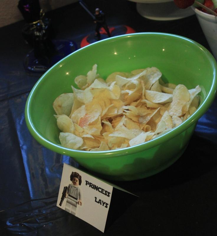 Best 25+ Star wars themed food ideas on Pinterest   Star wars food, Star wars party and Star ...