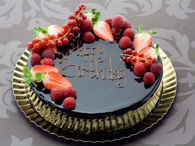 The 25 best Chocolate anniversary cake ideas on Pinterest