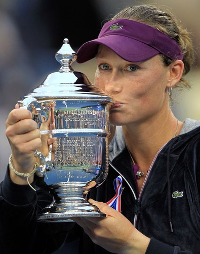 Sam Stosur 2011 US Open Champion!
