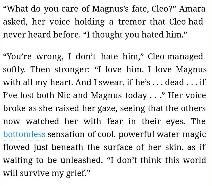 Cleo | Falling Kingdoms
