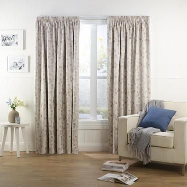 Gummerson Camille Pencil Pleat Curtain