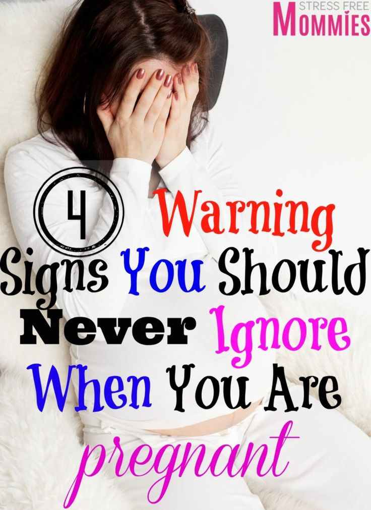 Don't ignore these signs when pregnant. I had Hellp syndrome when pregnant with my son and thankfully I got medical treatment before any serious damage was done to myself or my baby.