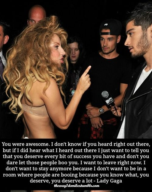 PREACH IT GIRL! I normally don't even like her but, wow, this is amazing!!She is amazing!!