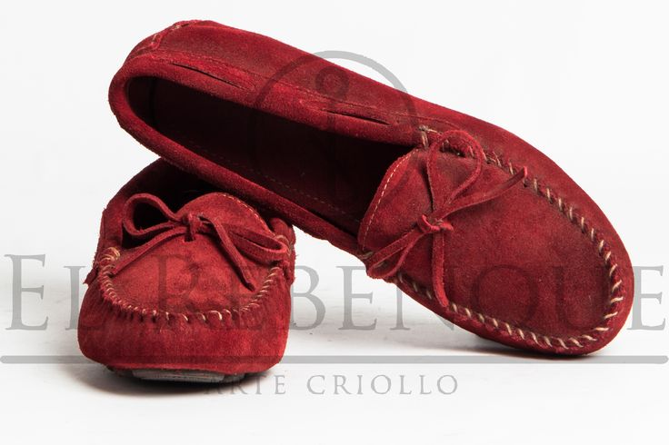 Mocasines Cheyenne de descarne