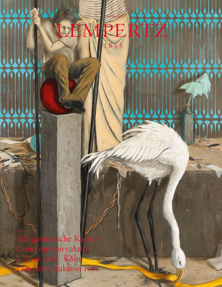#contemporaryart #zeitgenössischekunst #catalog #catalogue #lempertz #ss2016