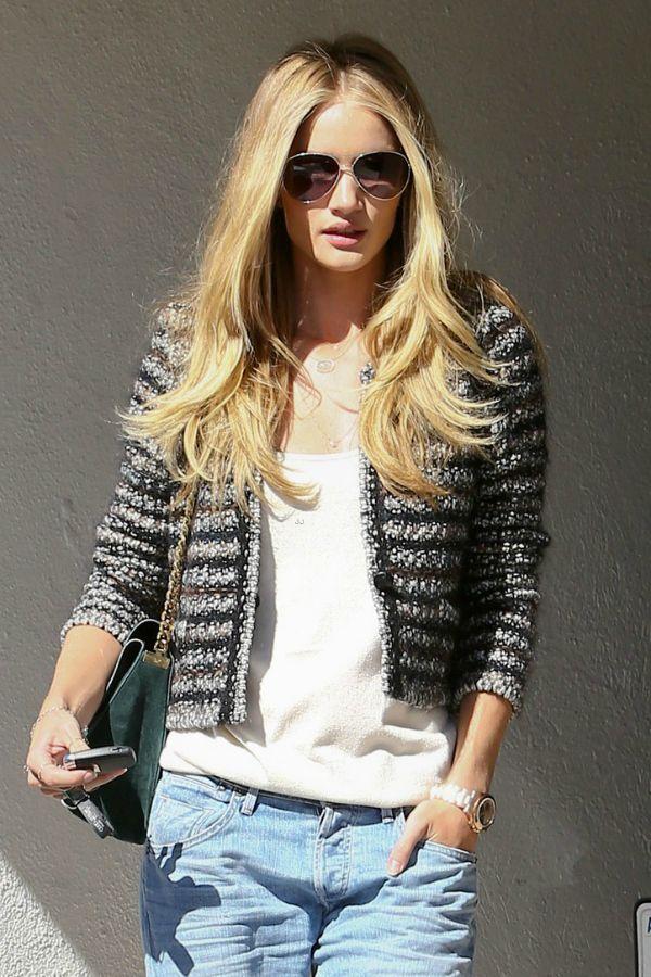 Твидовый жакет в стиле Chanel— отныне классика уличной моды | bit.ua