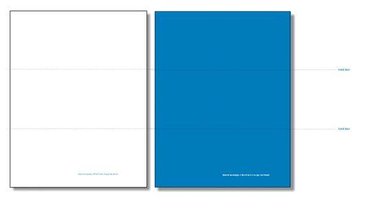 Examples of Letterheads (Reverse)