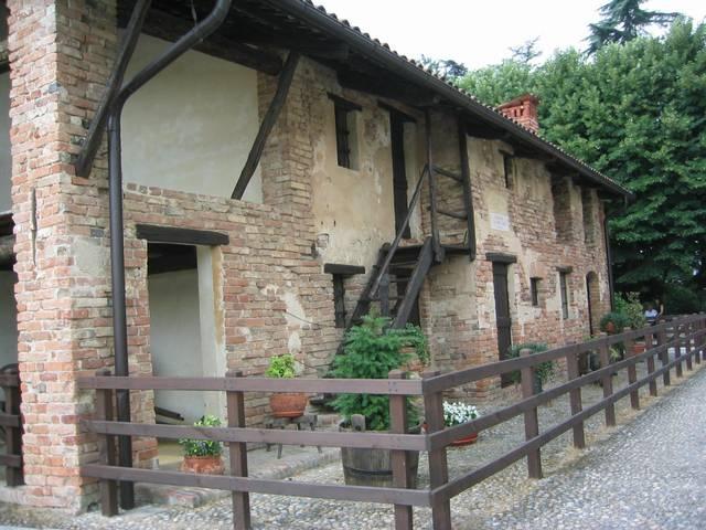 Casa donde vivió Don Bosco