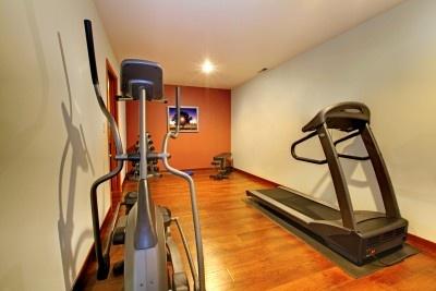 homegym  home gym design low ceiling home gym basement