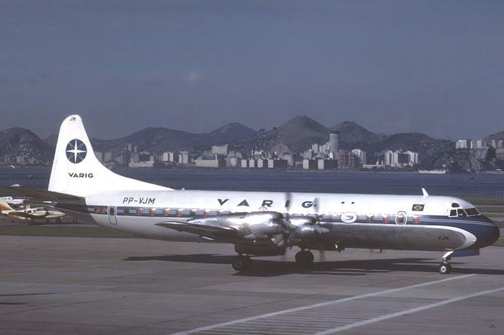 O PP-VJM é o único Electra a continuar no Brasil, exposto no Museu da Aeronáutica, no Rio