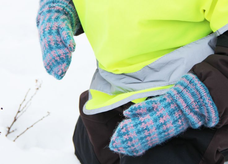 Midwinter mittens by Pipo&mitten