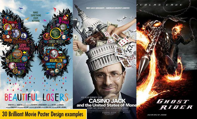 30 Brilliant and Beautiful Movie Poster Design examples for your Inspiration. Read full article: http://webneel.com/30-brilliant-and-beautiful-movie-poster-design-examples-your-inspiration | more http://webneel.com/printing | Follow us www.pinterest.com/webneel