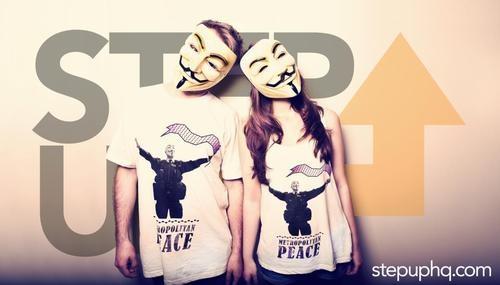 Step Up - clothing