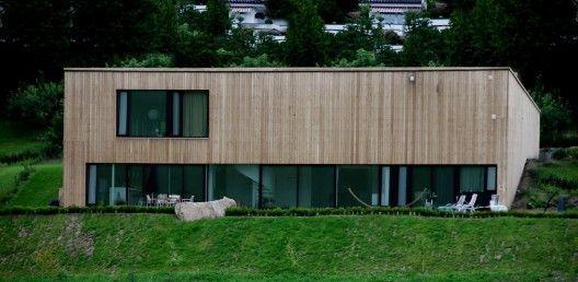 Architects: Reiulf Ramstad Architects, Oslo Norway Location: Asker, Oslo, Norway Project team: Reiulf D Ramstad, Espen Surnevik, Anja