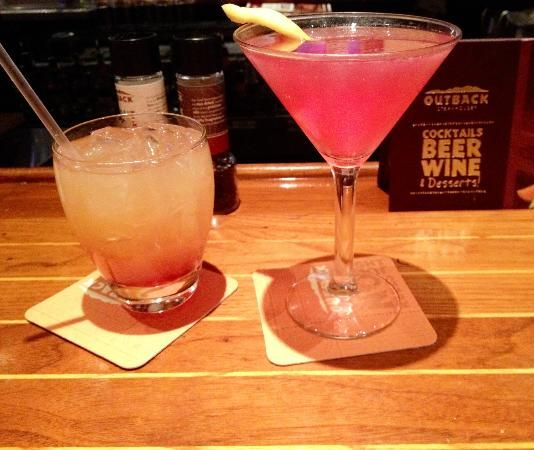 Outback Steakhouse Copycat Recipes: Sydney's Cosmo   Asian ...
