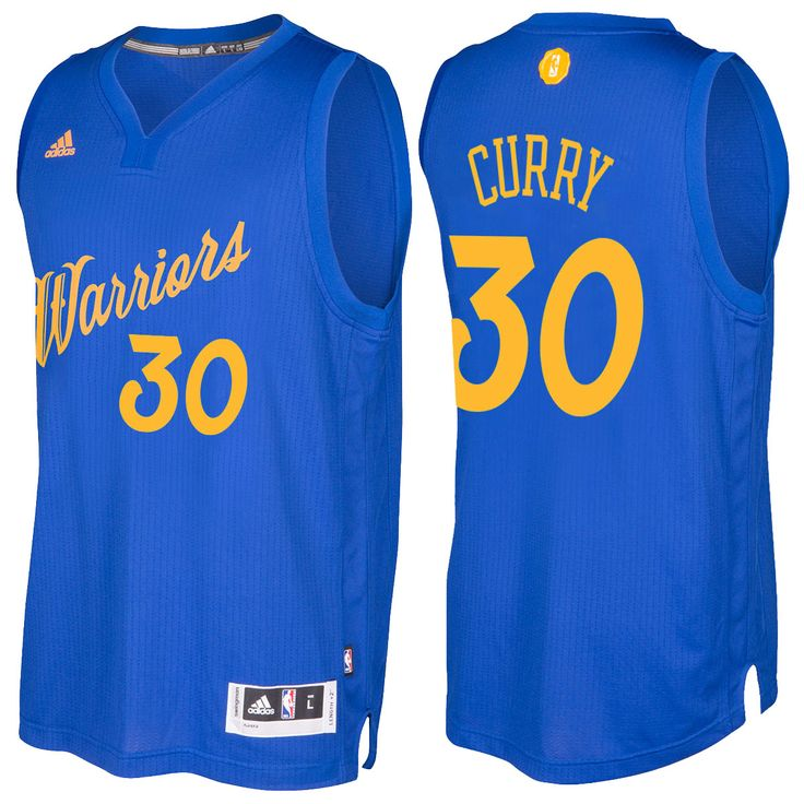 Stephen Curry Jersey: adidas Golden State Warriors 2016 Christmas Day #30 Swingman Jersey - Royal - Golden State Warriors - Official Online Store