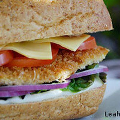 Sandwiches on pinterest for Fish stick sandwich