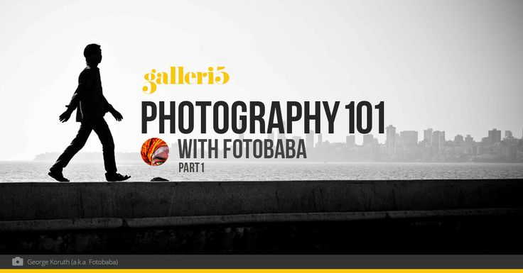In our pursuit to help the everyday photographer take better photos on their smartphones, Divya Suresh spoke to George Koruth / Fotobaba to know some simple tricks for smartphone photography and to demystify the language used by professional photographers. Read this to learn the tricks straight from one of India's respected travel & documentary photographers.
