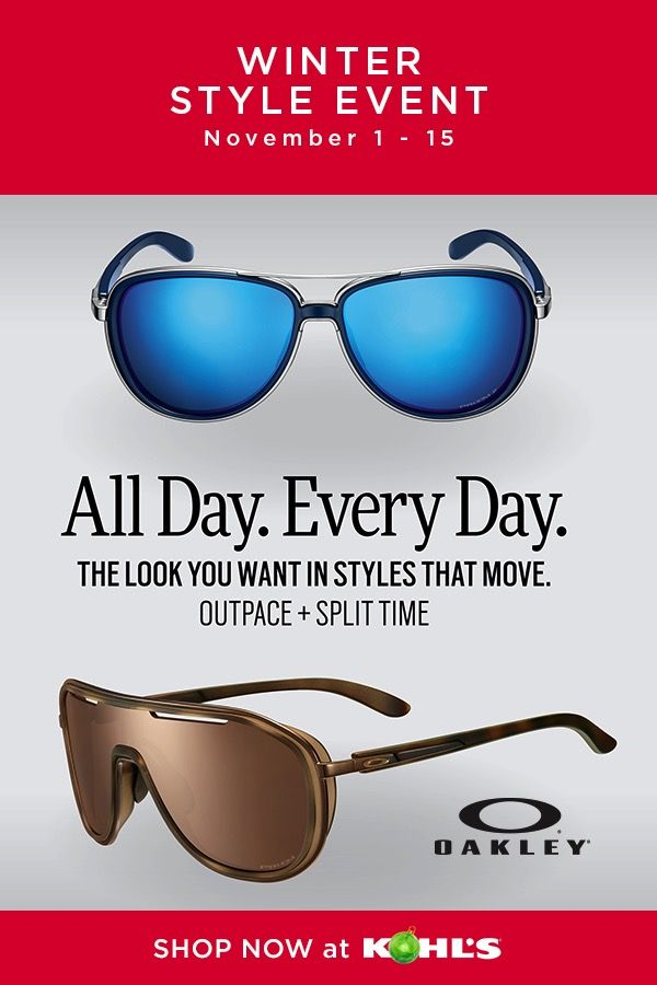 e29dd6443c Eye opener  Kohl s has all your favorite sunglasses brands ...