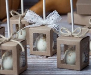 cake pops boxed to go