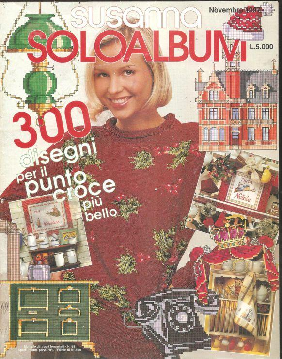 Gallery.ru / Фото #1 - Susanna Soloalbum 300 diseños
